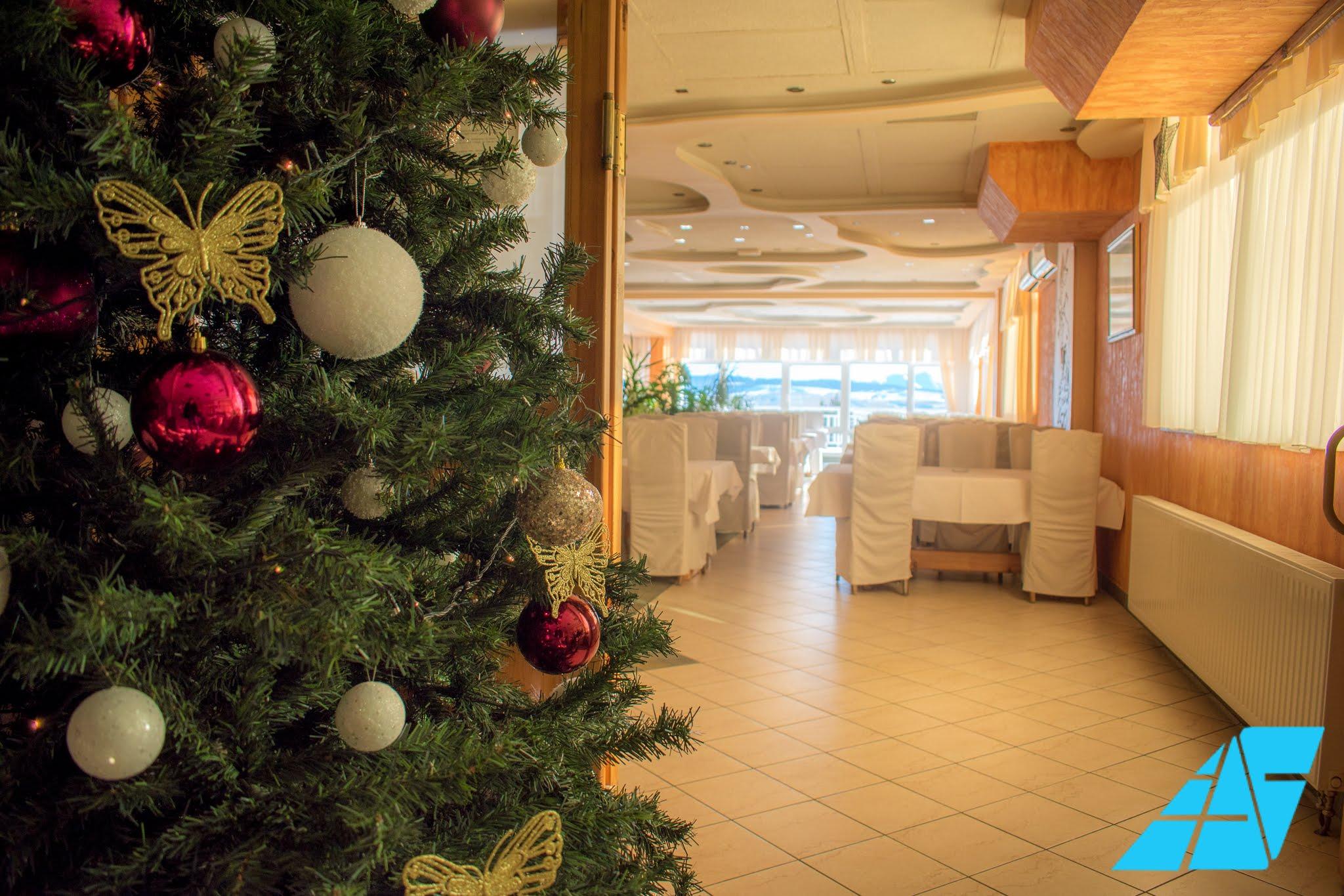 Božićno drvce detalj