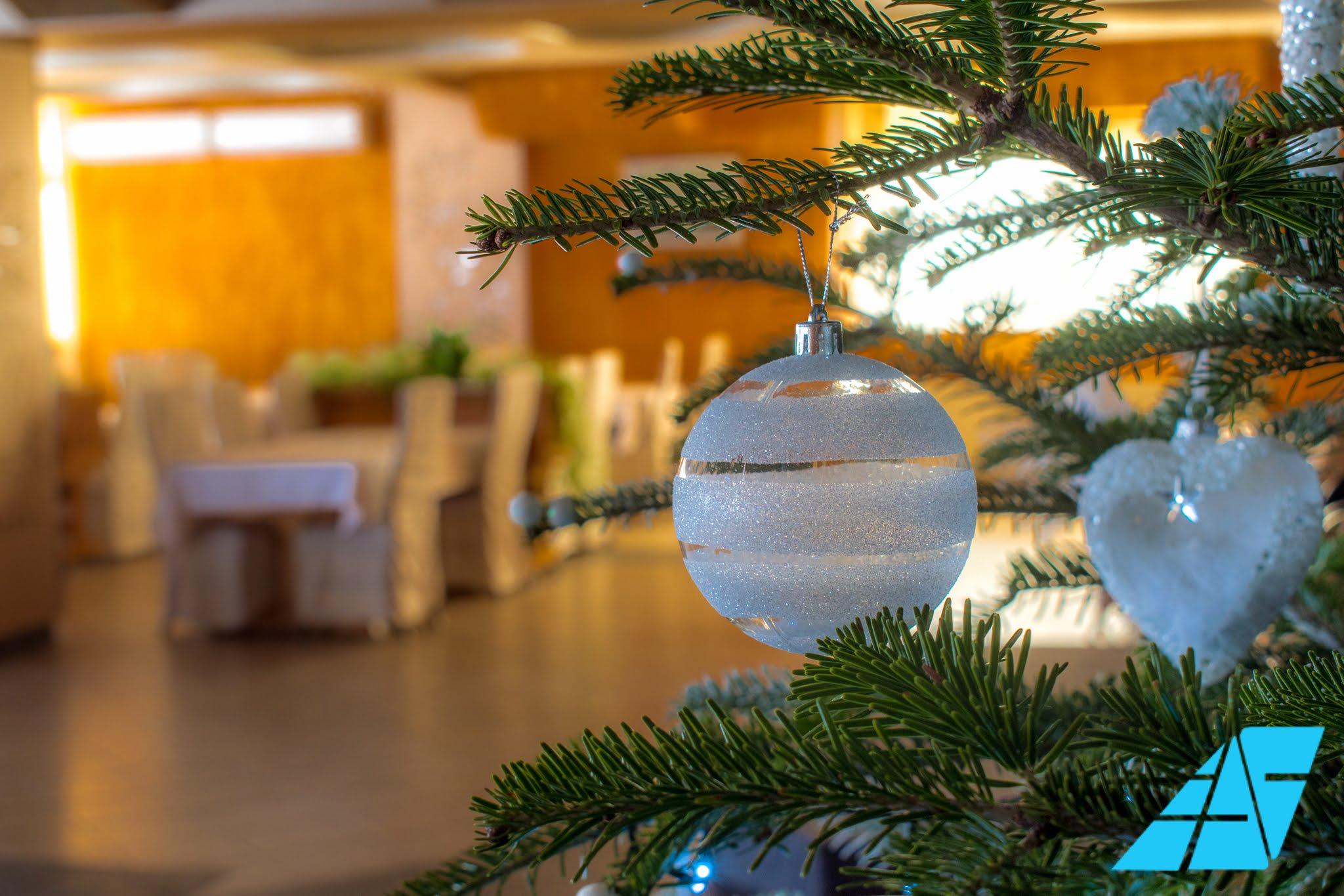 Božićno drvce detalj 2